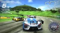 """Ridge Racer, uno dei titoli di lancio per la neonata PsVita, viene commercializzato con la (strana) formula """"5 tracciati e 3 macchine"""" da espandere con futuri DLC, come giusto che..."""