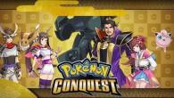 Un po a sorpresa arriva quest'oggi l'annuncio della pubblicazione Americana del curioso cross over Pokemon + Nobunaga's Ambition, ribattezzato Pokemon Conquest eatteso per il 18 giugno 2012, su Nintendo DS....